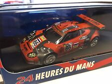 Spyker C8 Spyder GT2-R #86 2007 Le Mans - IXO 1:43 DIECAST MODEL CAR LMM226