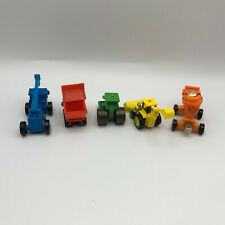 Bob The Builder Mini DieCast Set of 5 Learning Curve Characters 2004 Dizzy Lofty