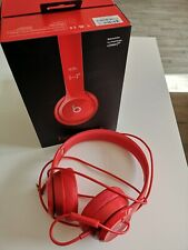 CUFFIE BEATS SOLO 2 By Dr.Dre con cavo GLOSS RED