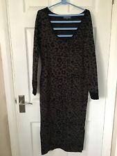 SOSANDAR woollen jumper dress size 12
