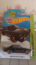 Hot Wheels 2014 Nissan Skyline H/T 2000GT-X #225 BLACK