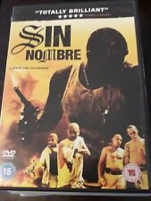 Sin Nombre (DVD, 2010)