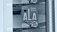 Advertising 16mm Film Reel - Fisher ALA #1 Announcer & Girl 60 sec (F02)