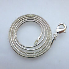 Beauty Unbranded Silver Plated Chain Costume Necklaces & Pendants