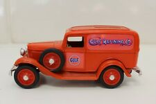 ERTL  Gulf   1932 Ford Delivery Van   BANK