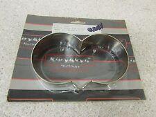 HONDA GL1500 GL 1500 GOLDWING KURYAKYN CHROME EXHAUST BEAUTY RINGS 7605
