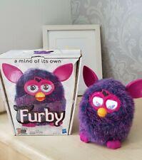 Hasbro Furby Boom Pink & Purple - Electronic Pet Toy