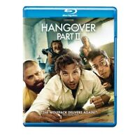 The Hangover Part II (Blu-ray Disc, 2015) NEW
