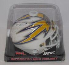 Bike XFL Football Birmingham Bolts Original Team Mini Helmet New In Package