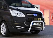 EU Frontbügel 60mm für Ford Transit & Tourneo CUSTOM - Frontschutzbügel