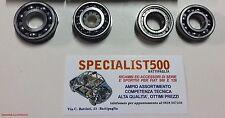 KIT CUSCINETTI SCATOLA CAMBIO FIAT 500 TUTTE - FIAT 126 TUTTE  EPOCA