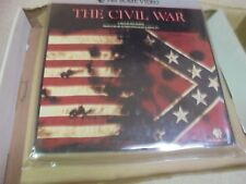 Vintage Laser Disc PBS Home Video Ken Burns The Civil War