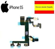 Cable Flex de Encendido Para iPhone 5S On Off y Volumen Power Flash Linterna