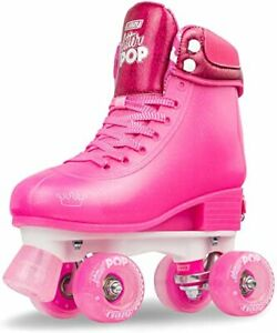 Girl's INFINITY SODA POP Rollerblades in Strawberry Size 12-2 Small WORN TWICE