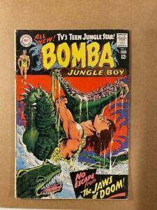 Bomba Jungle Boy #1 1st App Bomba! Silver Age DC I Combine Shipping!