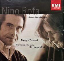 Nino Rota - Rota: Two Piano Concertos (1999)  Riccardo Muti