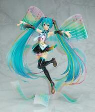 Hatsune Miku 10th Anniversary Edition Deluxe Bowknot Action Figure Collection