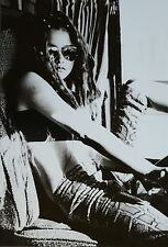 Ellen von Unwerth Limited Edition Photo 30x44 Truckstop New York 1997 Sexy Girl