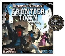 Shadows of Brimstone - Frontier Town Expansion Flying Frog Productions.