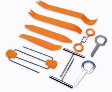 NEW 12pc Auto Door Clip Panel Trim Dash Audio Removal Pry Tool Set Free Shipping