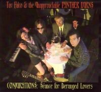 TAV & PANTHER BURNS FALCO - CONJURATIONS:SEANCE FOR DERANGED LOVERS  CD NEW+