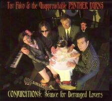 TAV & PANTHER BURNS FALCO - CONJURATIONS:SEANCE FOR DERANGED LOVERS  CD NEW!