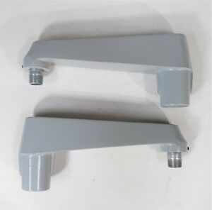 (LOT of 2) Holophane PETLST Stanchion Mount Lighting Fixture Arm LBF2-4266