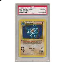Near Mint or better Common PSA Pokémon Individual Cards