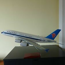 Huge 1/100 China Southern Airlines Airbus A380 Travel Agents Airplane Model