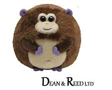 TY Beanie Ballz - Bananas Plush Soft Toy Cuddly Teddy