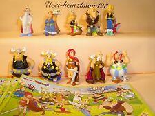 Komplettsatz Asterix und die Wikinger mit allen BPZ