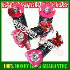EMUSA 240sx S13 1989-1994 Coilovers Suspension RED
