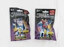 Transformers Mini Figures lot of (02) Soundwave, StarScream