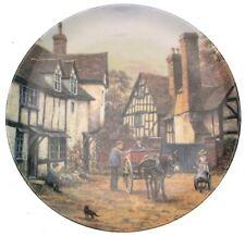 Wedgwood Ripple The Charm of an English Village John Chapman Plate CP708