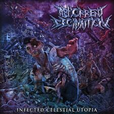 ABHORRENT DECIMATION - Infected Celestial Utopia CD (Brand-new, factory-sealed)