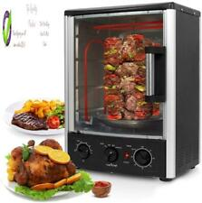 Nutrichef Upgraded Multi-Function Rotisserie Oven - Vertical Countertop Oven Wit