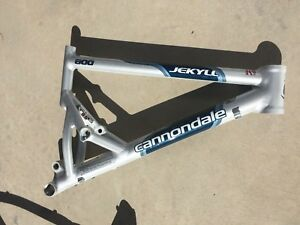 Cannondale Jekyll 600 Main Frame bicycle Front  triangle