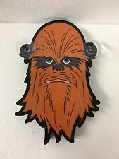 Disney Parks Animated Glow Chewbacca Star Wars Light Up Window Cling