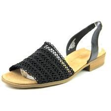 Sandali e scarpe nere Karen Scott per il mare da donna