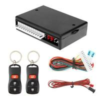 Car Remote Control Central Lock System Auto Locking Security Keyless Entry Kit