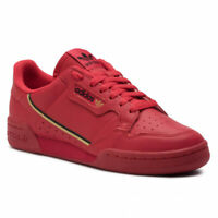 adidas Continental 80 Sizes 7.5 8.5 Scarlet RRP £75 Brand New EE4144 CLASSICS