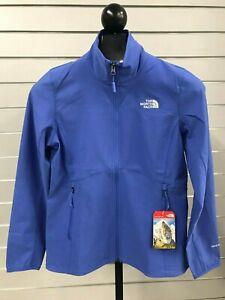 The North Face Women's Windwall Nimble Jacket Amparo Blue NEW Size M, L