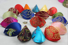 Wholesale300pcs Cute Chinese Handmade Silk Ring &Necklace &Earring Gift Boxes