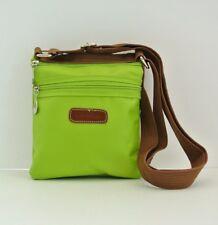 Women Crossbody Satchel Tote Handbag Shoulder Bag waterproof travel bag Green