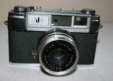 Yashica J 35mm Rangefinder Film Camera With Yashinon 1:2.8 / 45 Lens