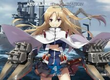 More details for first print limited edition azur lane bluray vol.4 with artbook