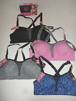 NWT $44 Womens Maidenform Ultimate Underwire Sports Bra DM7989. 34 36 38 A B C D