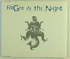 Maxi CD - Jam & Spoon - Right In The Night  (Remixes) - A4123