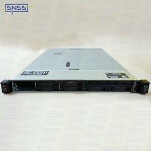 HPE PROLIANT DL360 GEN10 4110 16GB P408i-a 2X500W SERVER P05520-B21 EX VAT £1245