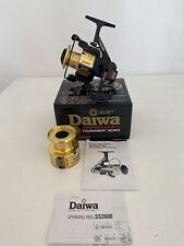 Daiwa Ss2600 Tournament Reel With Spare Spool 🌟